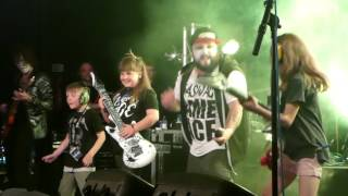 A jokers rage new song live at sos fest 14 July 2017