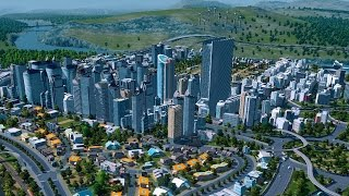 המלצה על משחק: Cities SkyLines