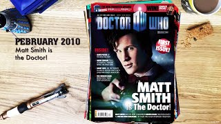 Every Doctor Who Magazine Cover EVER! | Doctor Who