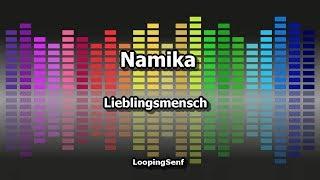 Namika   Lieblingsmensch   Karaoke V1