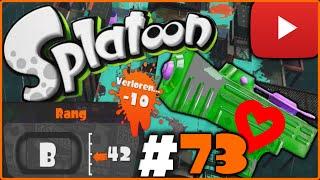 Let's Play SPLATOON ONLINE # 73 ♦ Ich wollte ja nicht hören! [Deutsch/HD/60fps]