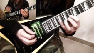 Children Of Bodom - Scream For Silence full cover (FIRST ON YOUTUBE)