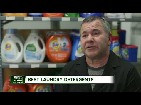Don't Waste Your Money: Best laundry detergents