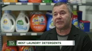 Don't Waste Your Money: Best laundry detergents