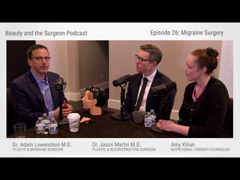 The transformational effects of Migraine Surgery