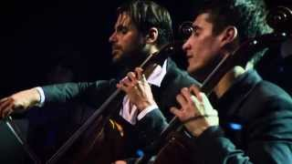 2CELLOS - Air on the G string (J. S. Bach)