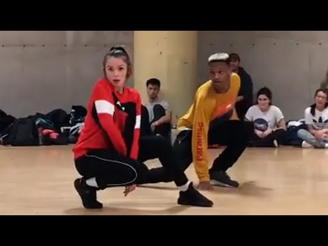 """Taylor Hatala, Zonny @allahzon , """"because of you """" Willdabeast Adams choreography"""