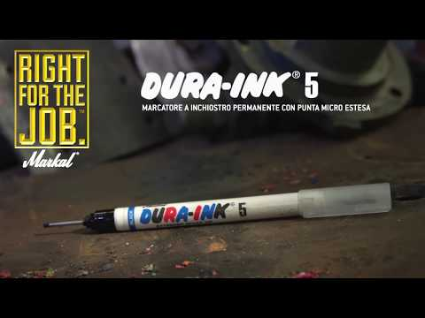 DURA-INK® 5 - Marcatore a inchiostro permanente con punta micro estesa