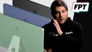 M1 iMac et Mac Pro Mini d'Apple - ICI VOUS ALLEZ! Premier coup d'oeil! Conception! LES COULEURS SONT DE RETOUR! Fuites exclusives!