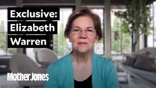 Exclusive: Sen. Warren Untangles the Trillions at Stake with Coronavirus Bailout thumbnail