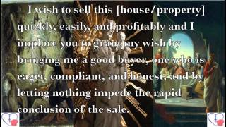 PRAYER TO SAINT JOSEPH FOR SELLING A HOUSE