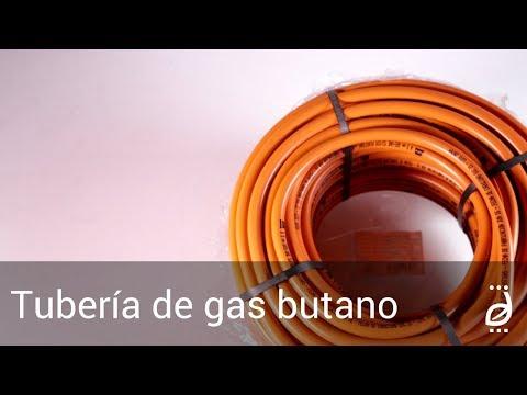 Tubería De Gas Butano