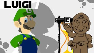The Story of Luigi - Escaping Mario's Shadow