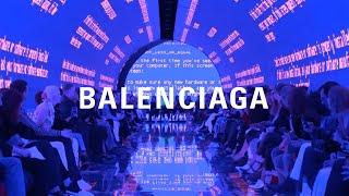 Balenciaga Summer 19 Show