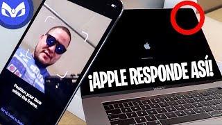 LLEVO NUEVA MAC Y iPhone X A APPLE POR FALLOS