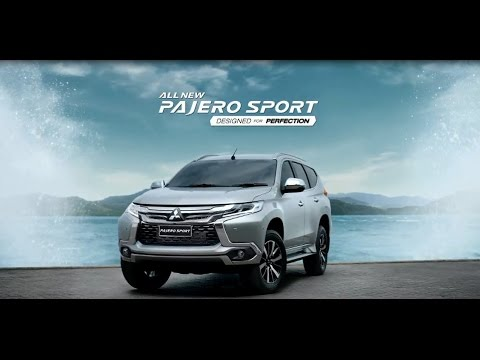 All New Pajero Sport : Designed For Perfection