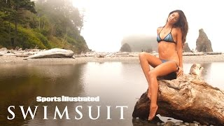 Lily Aldridge Beautiful Swimsuit Photoshoot | Intimates | Sports Illustrated Swimsuit