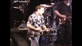Sugar Magnolia (2 cam) - Grateful Dead - 10-19-1990 ICC, Berlin, Germany (set2-10)