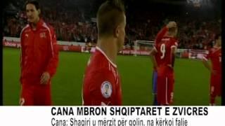 LORIK CANA MBRON SHQIPTARET E ZVICRES