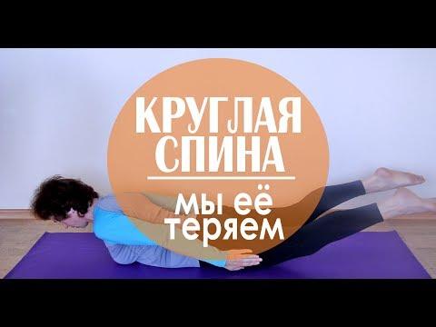 Лечение кифоза спины