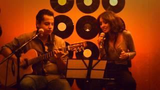 Eres -Antonio Orozco COVER JESSICA REYIB & JORGE GREY (Qoocajezz)
