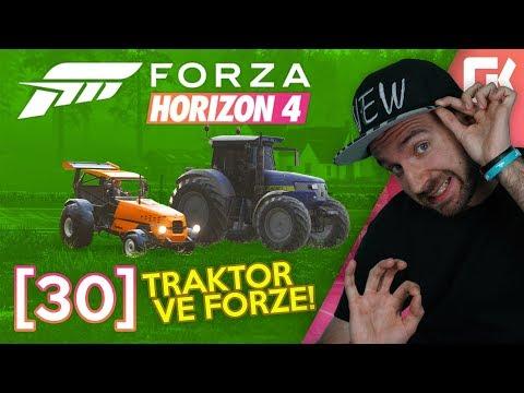 TRAKTOR VE FORZE! | Forza Horizon 4 #30