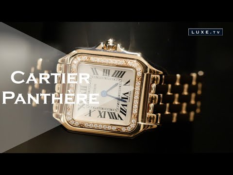 Cartier: the Panthère watch, more dazzling than ever …