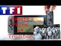 papote peche et tradition 2: robotique, TF1 et nintendo switch