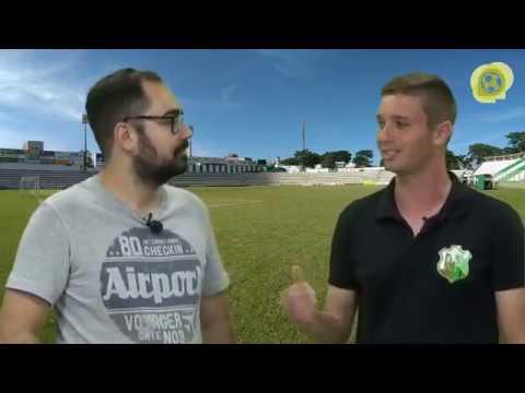 Resenha Esportiva recebe o técnico do sub-20 do Rio Preto