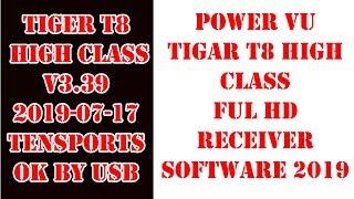 tiger t8 high class v2 software download - Kênh video giải