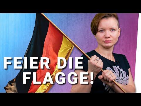 Seid stolz auf Schwarz-Rot-Gold | Franziska Schreiber