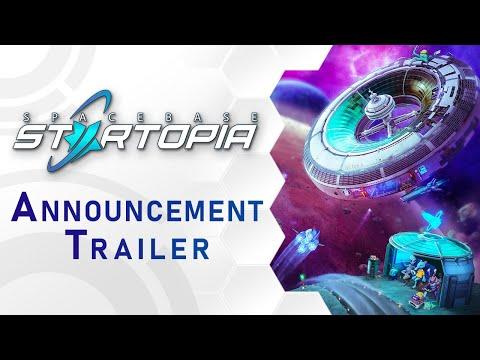 Trailer de Spacebase Startopia