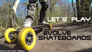 GoPro Evolve Electric Skateboard