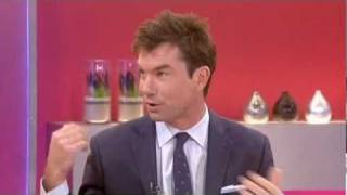 Jerry O'Connell interview on Loose Women - 21st March 2011