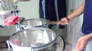 Porfi Baloa Adolescentes Orquesta - Virgen (cover tutorial Timbal)
