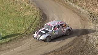Janner Rallye 2018 Alexander Baumgartner-Alexander Wiesinger