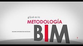 ¿Qué es la Metodología BIM?