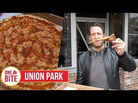 Barstool Pizza Review - Union Park Pizza (Boston)