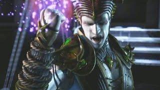 Mortal Kombat X - Shinnok  - Стили и движения