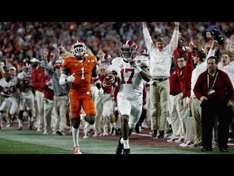 2017 National Championship Hype Video Clemson VS Alabama |