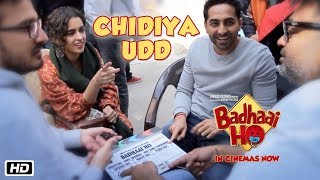 Chidiya Udd | Fun On Set With Ayushmann, Sanya and the writers Akshat & Shantanu