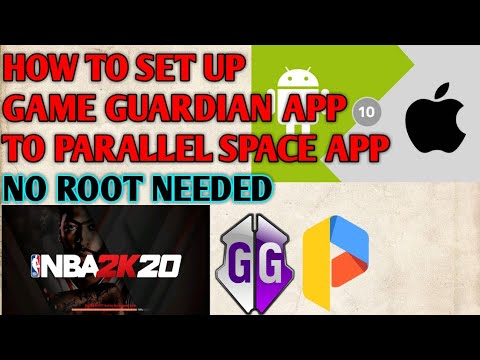 How to Install Game Guardian + Parallel Space App NO ROOT NEEDED 2019-2020