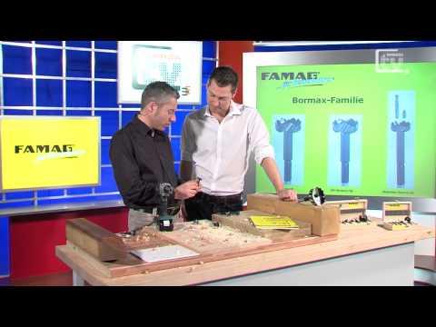 Famag Bormax Holzbohrer