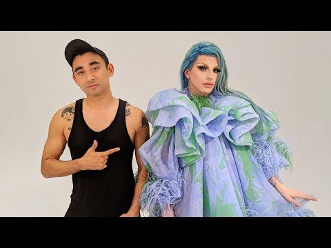AQUARIA: HIGH FASHION TRANSFORMATION