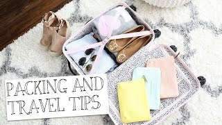 Tips For Frequent Travelers | Packing + More