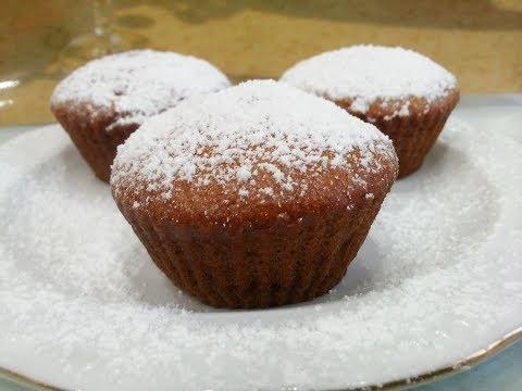 Вкуснейшие медовые кексы !!!Самый легкий и вкусный рецепт.Постный медовый кекс.Lean cupcake.Muffins
