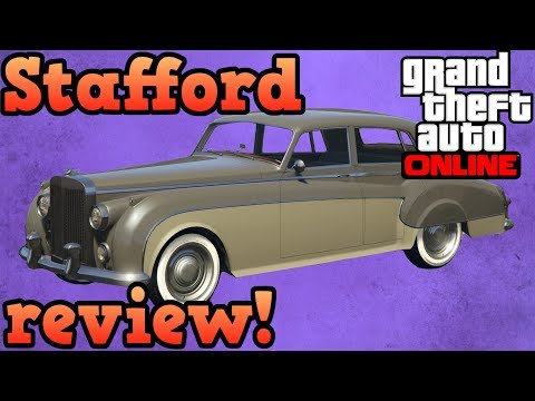 Stafford Review! - GTA Online Guides
