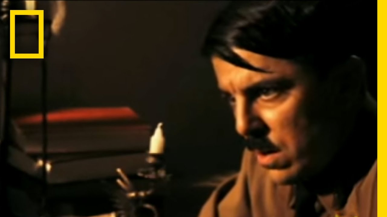 Hitler's Supernatural Rise to Power? | National Geographic thumbnail