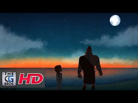 "CGI 3D Animated Short ""Moonlight"" – by Team Moonlight"