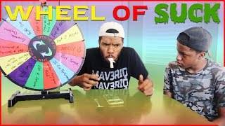 The Wheel Of Suck (Punishment Wheel)